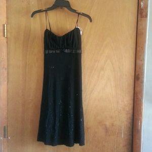 Black RUBY Rox girls dress size small